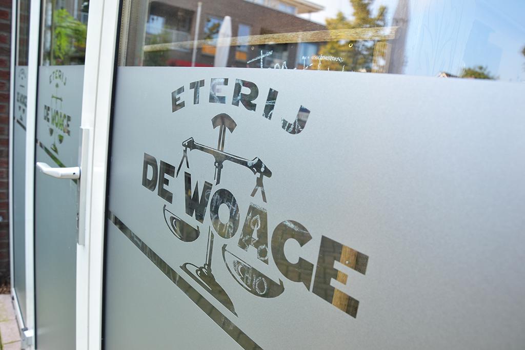 Eterij De Woage, Halle.