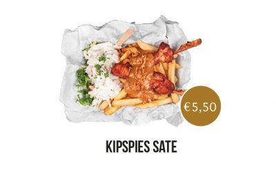 AnyTyme Snack & Dine de Woage - Kipspies sate